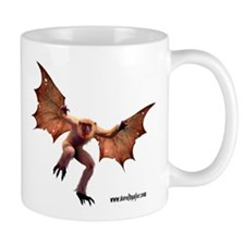 Scary Ass Winged Monkey Mug