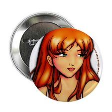 "2.25"" Pretty Girl Button (10 pack)"