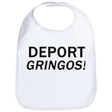 Deport Gringos Bib