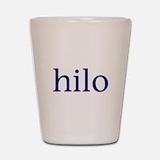 Hilo Shot Glass