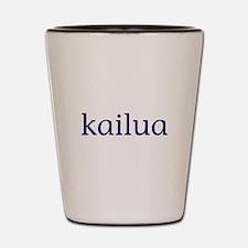 Kailua Shot Glass