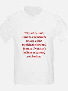 funny chemistry jokes T-Shirt