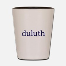 Duluth Shot Glass