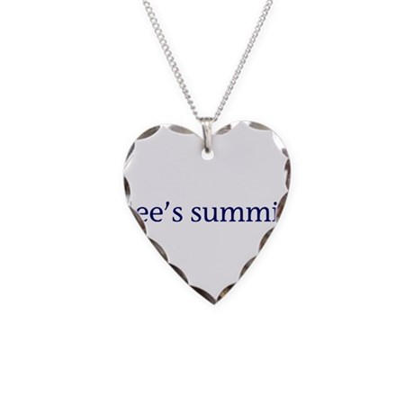 Lee's Summit Necklace Heart Charm
