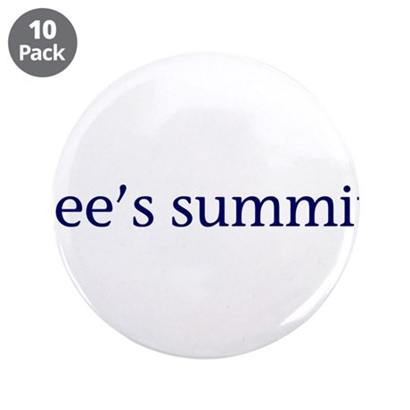"""Lee's Summit 3.5"""" Button (10 pack)"""