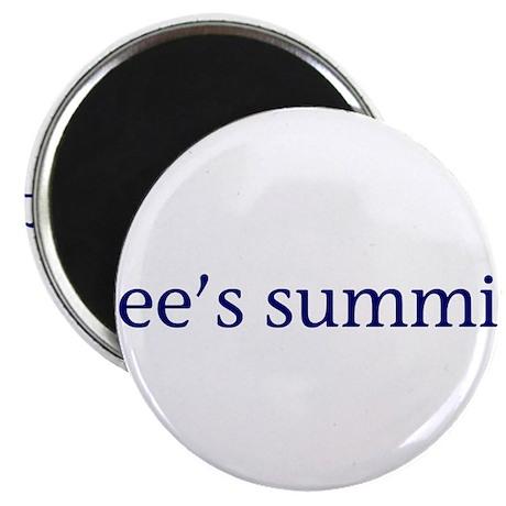 """Lee's Summit 2.25"""" Magnet (100 pack)"""