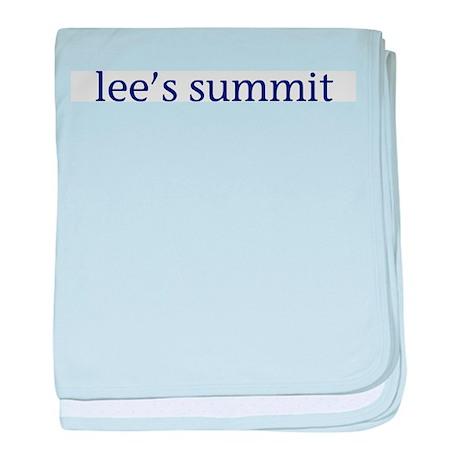 Lee's Summit baby blanket