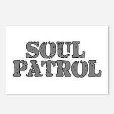 Soul Patrol Postcards (Package of 8)