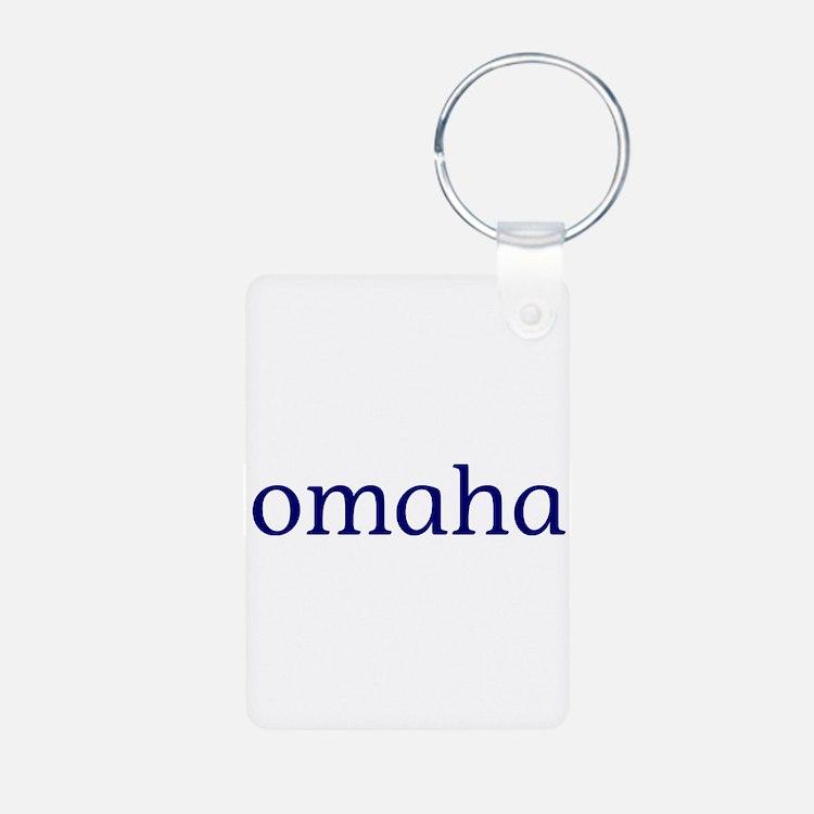 Omaha Keychains
