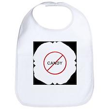 No Candy Bib