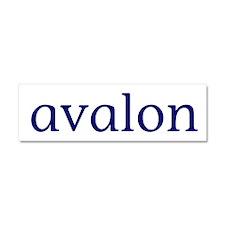 Avalon Car Magnet 10 x 3