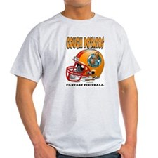 Fantasy Football - Couch Potatos Ash Grey T-Shirt
