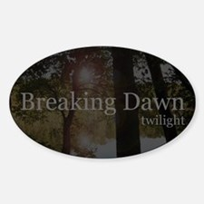 Twilight Breaking Dawn Pond Decal