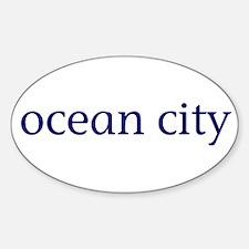 Ocean City Decal