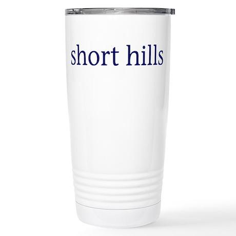 Short Hills Stainless Steel Travel Mug