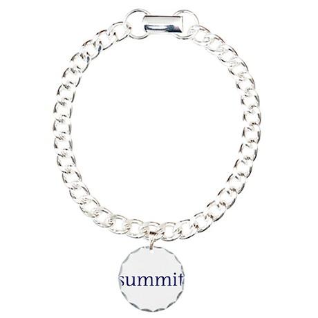 Summit Charm Bracelet, One Charm