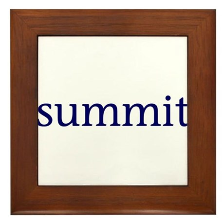 Summit Framed Tile