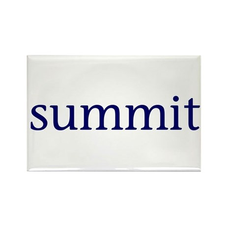 Summit Rectangle Magnet (10 pack)