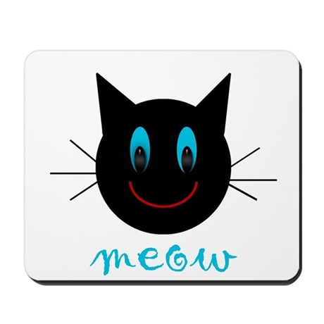 Cat's Meow Mousepad