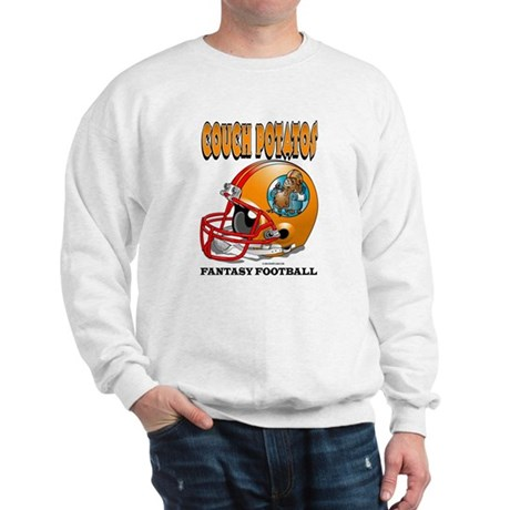 Fantasy Football - Couch Potatos Sweatshirt