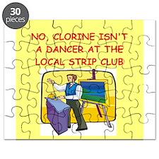 funny chemistry jokes Puzzle