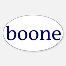 Boone Decal