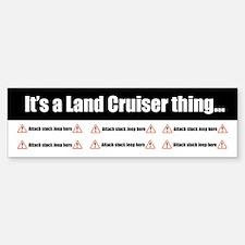 Land Cruiser Thing