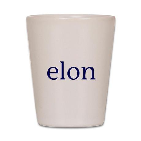 Elon Shot Glass