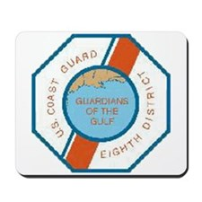 Mousepad: Eighth Coast Guard District