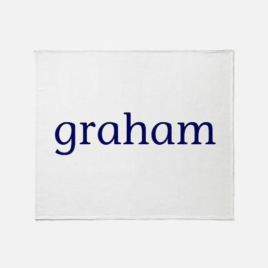 Graham Throw Blanket