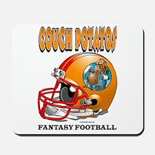 Fantasy Football - Couch Potatos Mousepad