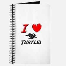 BABY SEA TURTLES Journal