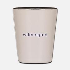 Wilmington Shot Glass