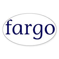 Fargo Decal