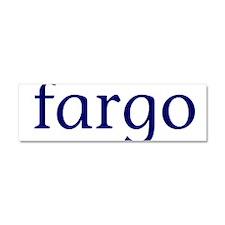 Fargo Car Magnet 10 x 3