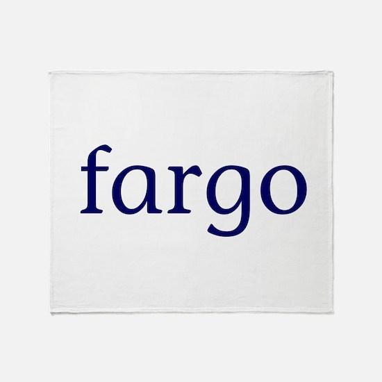 Fargo Throw Blanket