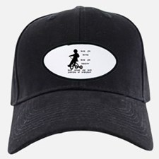 God Made Me Gay (Tricycle) Baseball Hat