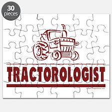 Humorous Tractor Puzzle
