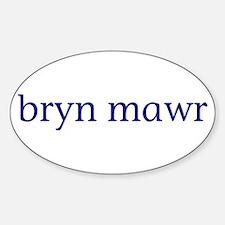 Bryn Mawr Decal