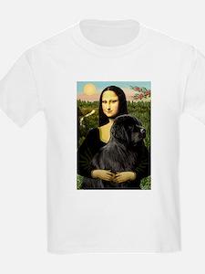 Mona & her Newfie T-Shirt