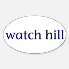 Watch Hill Decal