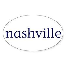 Nashville Decal