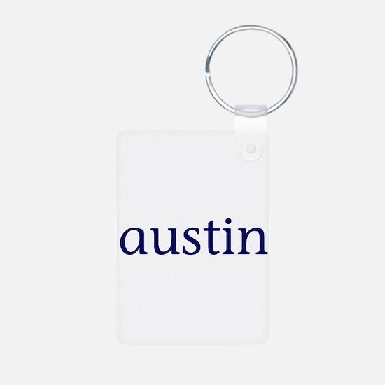 Austin Keychains