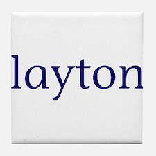 Layton Tile Coaster