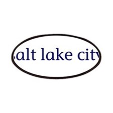 Salt Lake City Patches