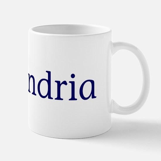 Alexandria Mug