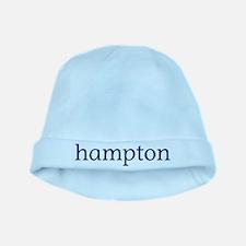 Hampton baby hat