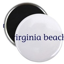 "Virginia Beach 2.25"" Magnet (10 pack)"
