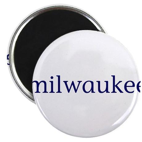 "Milwaukee 2.25"" Magnet (100 pack)"