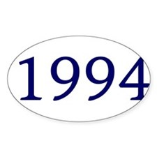 1994 Decal
